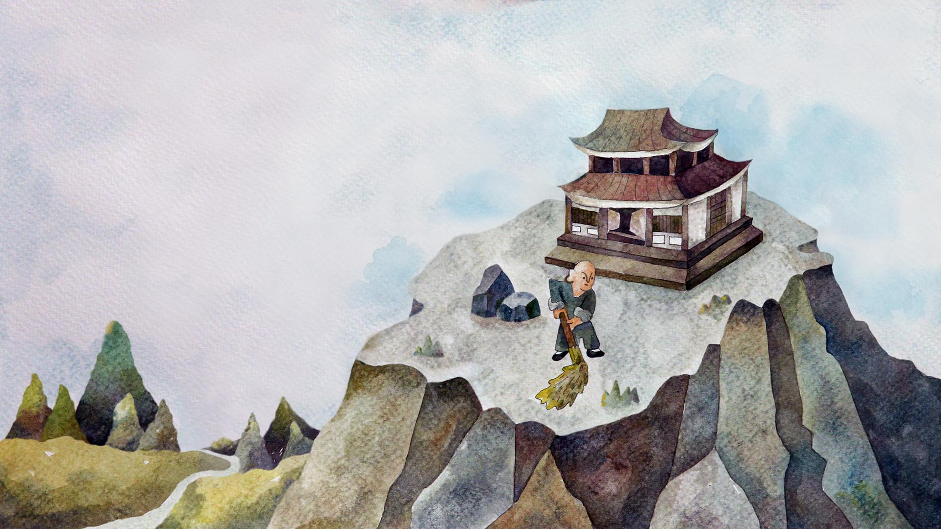 Three Monks 01